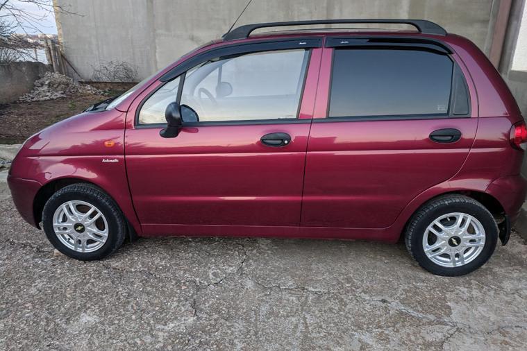 2013 Daewoo Matiz акпп