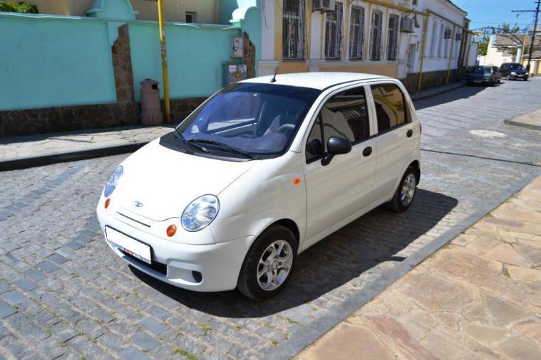 2012 Daewoo Matiz