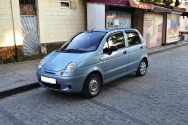 2012 Daewoo Matiz мкпп